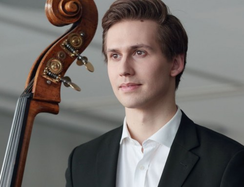 Felix Schilling gewinnt Probespiel bei dem Philharmonischen Staatsorchester Hamburg