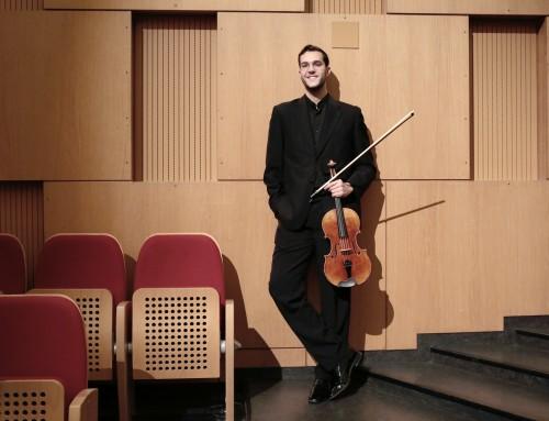 Carlos Campos Medina gewint Probespiel bei der Radiophilharmonie