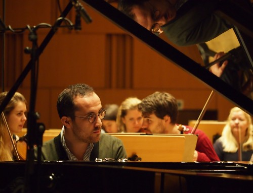 Benefizkonzert mit Igor Levit und Simon Bode